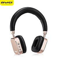 Наушники Bluetooth Awei A900BL gold