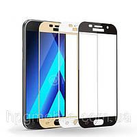 Защитное стекло 3D для Samsung Galaxy S7 G930F - HPG 3D Tempered glass 0.3 mm, черное