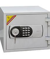 Сейф огнестойкий с электронным замком и ключом 119EК