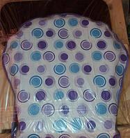 Деревянный детский стульчик трансформер, Пузырьки