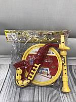 Детский набор музыкальных инструментов 3326