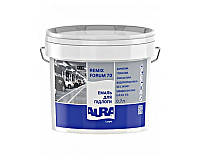 Эмаль акриловая AURA LUXPRO REMIX FORUM 70 для деревянных и бетонных полов транспарентная - база TR 0,7л