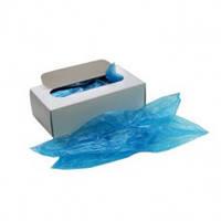 BP4016/100 Бахилы полиэтиленовые в картонной коробке
