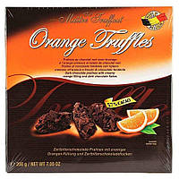 Конфеты Orange Truffles (трюфель с апельсином) Maitre Truffout Бельгия 200г
