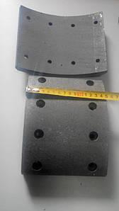 Тормозные накладки передние  на FAW 3252