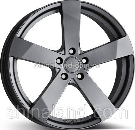 Литые диски Dezent TD graphite 7,5x17 5x108 ET30 dia70,1 (GR)