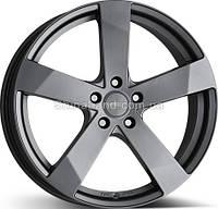 Литые диски Dezent TD graphite 7,5x17 5x112 ET28 dia66,6 (GR)