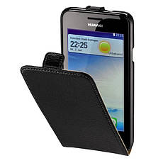 Чохол-фліп Hama для Huawei Ascend Y330 Smart Case Чорний, фото 2