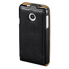 Чохол-фліп Hama для Huawei Ascend Y330 Smart Case Чорний, фото 3