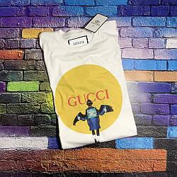 Космическая футболка Gucci Sun • Люксовая