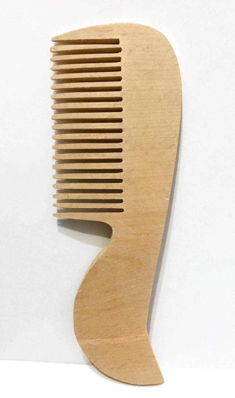 Расческа деревянная,172мм