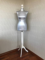 Манекен женский для интерьера, фото 1