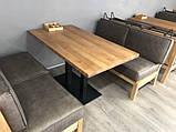 Деревянная столешница из дерева массив ясеня для стола в ресторан и кафе, фото 3