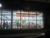Раздвижные решетки согласно требований Служб Безопасности, фото 1