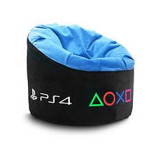 """Геймерское кресло мешок """"PS 4"""""""