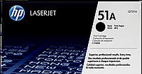 Заправка картриджа  HP 51A (Q7551A) для принтера LJ M3027, M3035, P3005, P3005DN в Киеве