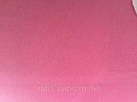 Кулир однотонный книжка хлопковый розовый