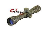 Прицел оптический Tasco 4x32-T-(Camo) для использования на огнестрельном охотничьем и пневматическом оружии