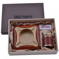 Подарочный набор Pioneer Пепельница, зажигалка 3622