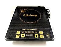 Индукционная плита Rainberg Германия, настольная плита кухонная 2200 Вт