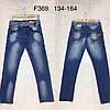 Джинсы для мальчиков оптом, F&D, 134-164 см,  № F369