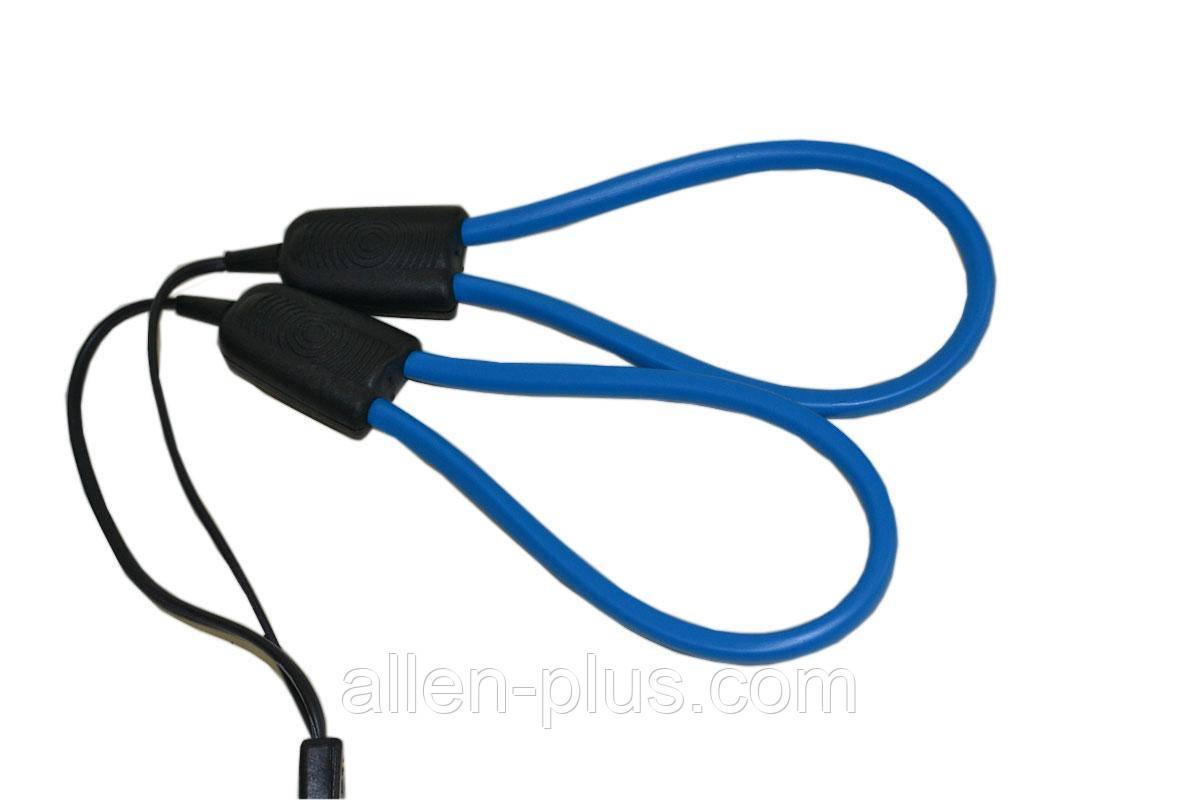 Сушилка для обуви гибкая ЕСВ-12/220 (12Вт/220В), синяя/серая. Фабричная!