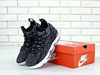 Кроссовки Nike LeBron XV 15 Grey