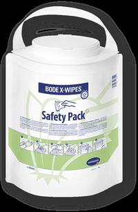 Серветки BODE X-Wipes в безпечній упаковці, шт 90