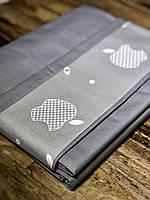 Комплект постельного белья (простынь евро + 2 наволочки 50*70 см)