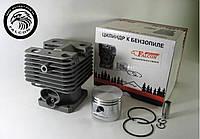 Цилиндр с поршнем Stihl FS 250 (41340201219) покрытие хром, d=40 мм, для мотокос Штиль