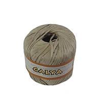 Летняя пряжа Madame tricote oren bayan galya 302 для ручного вязания