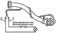 Рукав соединительный с электроконтактом 369А
