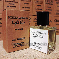 Тестер Dolce & Gabbana Light Blue (Дольче Габбана Лайт Блю), 50 мл (ліцензія ОАЕ), фото 1
