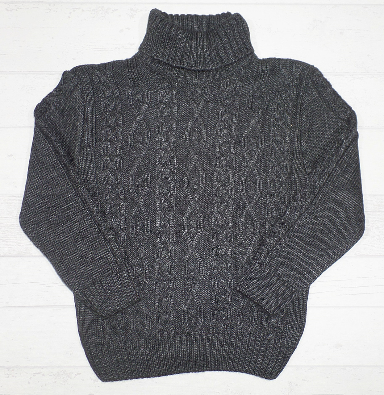 """Детский свитер   для мальчиков """" Вязка"""" 4-5,6-7,8-9 лет"""
