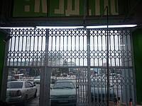 Раздвижные решетки в светопрозрачные фасады, фото 1