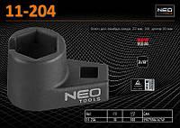 "Ключ для лямбда-зонда, 22 x 30 мм, 3/8"",   NEO 11-204"