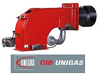 Промышленные газовые горелки Unigas TP 520A ( 6400 кВт )