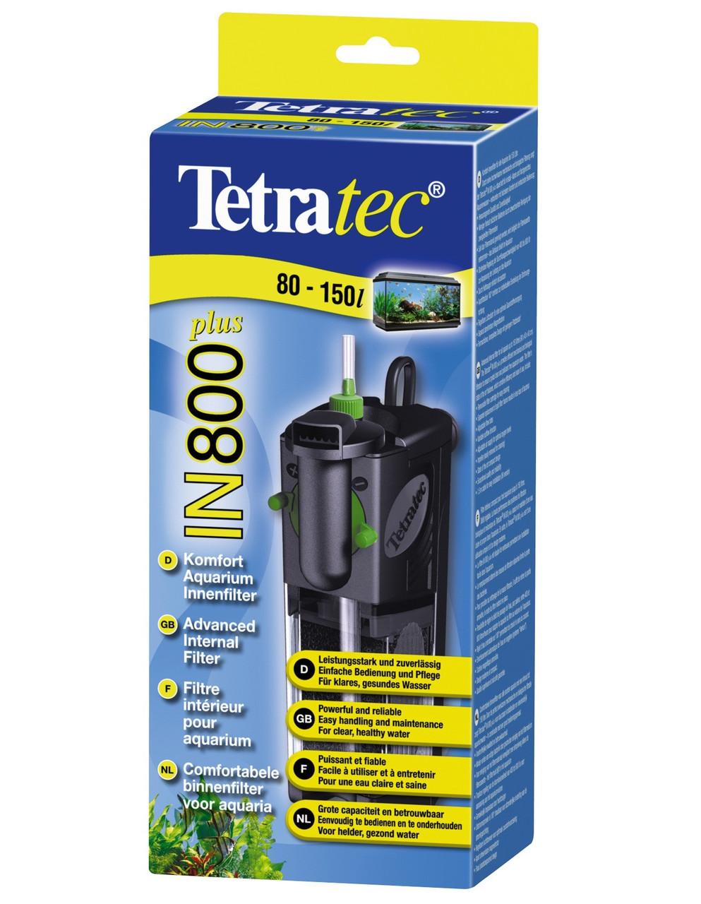 Внутренний фильтр Tetra Tetratec IN 800 до 150л.