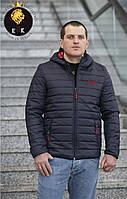 Мужская стеганая куртка большого размера, фото 1