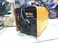 Аппарат сварочный SBM PWM-131 6400 Вт, 48 В, 35-130 А, d электрода 2-3,2 мм; предохранитель 18 А бу