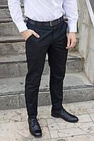 Мужские брюки классические Strange черные
