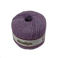 Летняя пряжа Madame tricote oren bayan marya 804 для ручного вязания