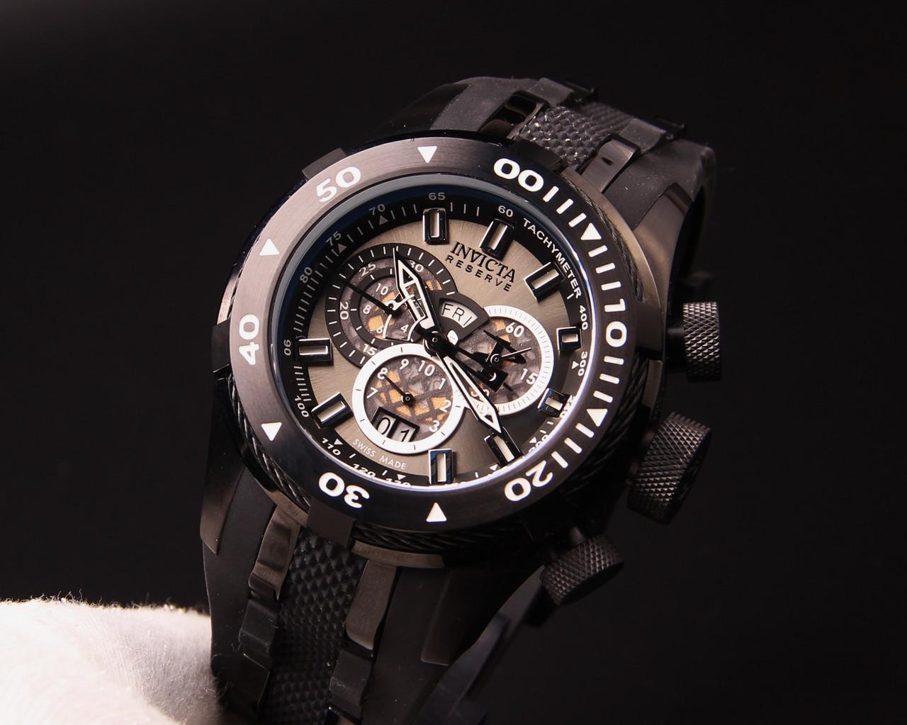 Чоловічий годинник Invicta Reserve Bolt II 0979