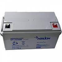 Аккумулятор AGM - 65 Ач, 12В гелевый Merlion GP12650M6, фото 4