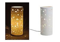 Светильник ночник Звезда керамика 28X12 10020493