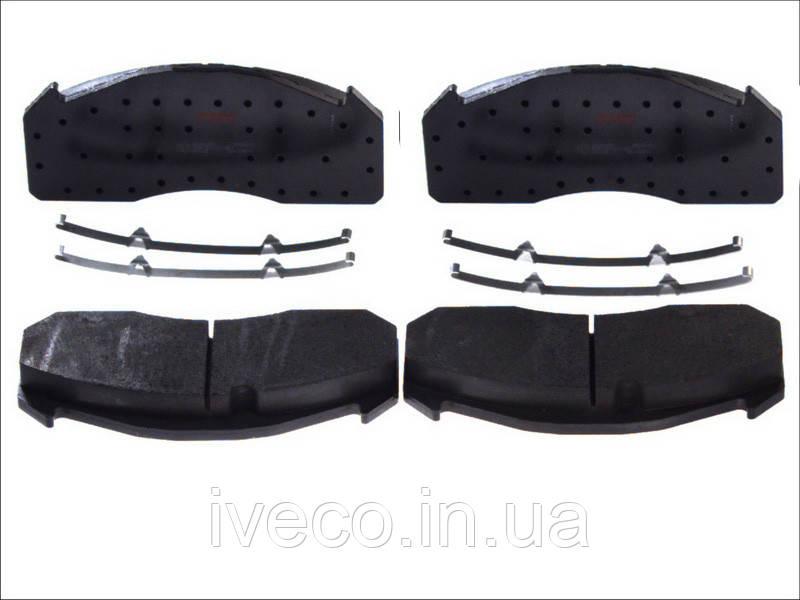 Колодки тормозные VOLVO FH-12/16, FM-9 , 20918891, 1078439