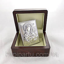 Икона Вифлиемская в деревянной шкатулке 51011