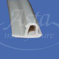 Вставка S -образная ПВХ для монтажа натяжных потолков