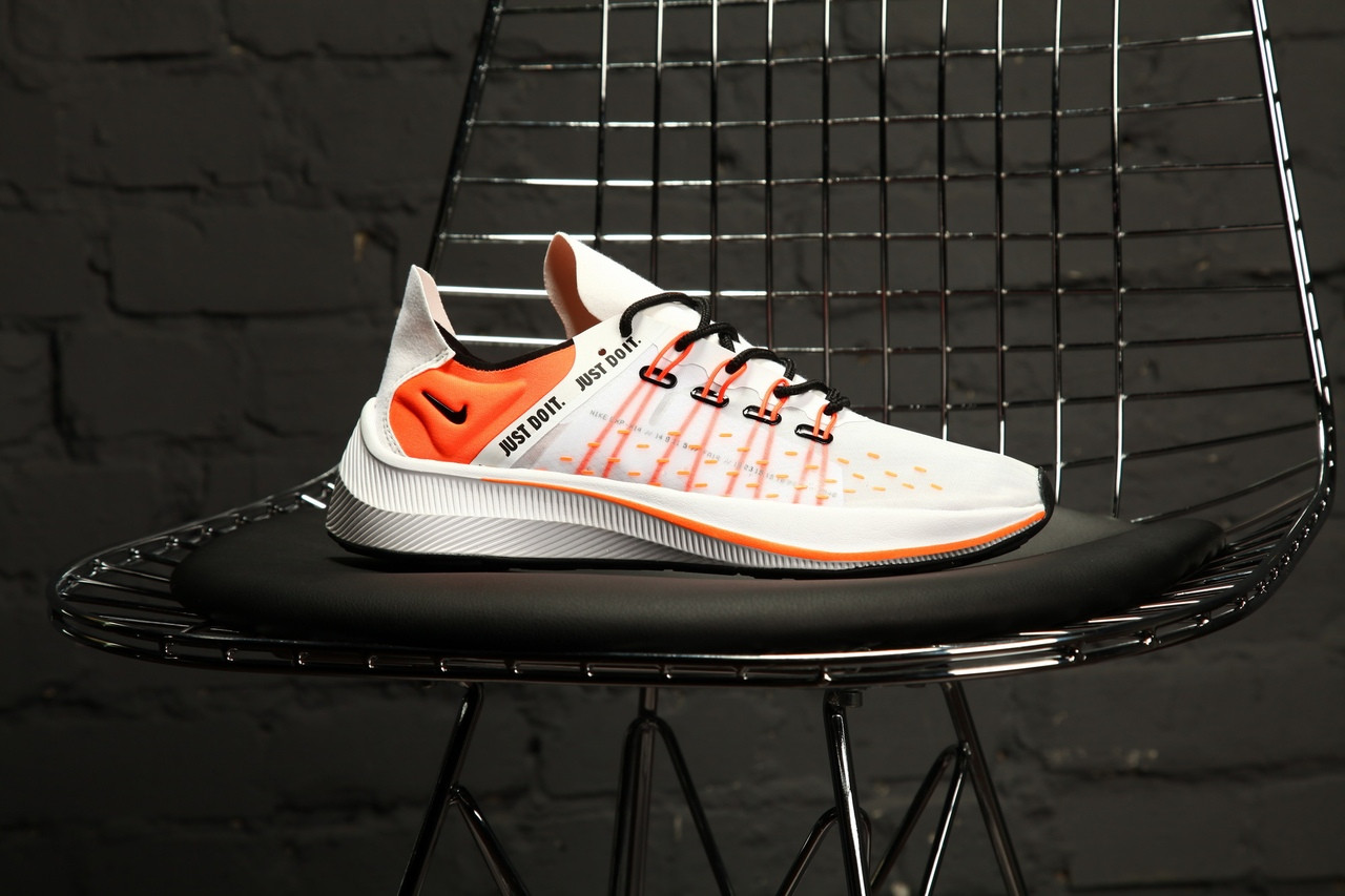 Мужские кроссовки Nike Exp-X 14 Just do it pack white