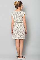 Платье Попугаи на белом, фото 3